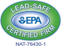 EPA Led-Safe Certified